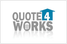 Quote4Works - Logo design and letter head